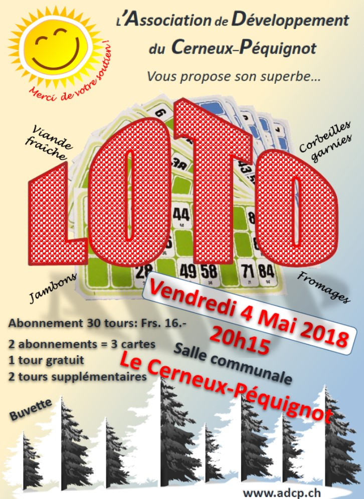 Loto ADCP 2018